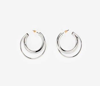 [Monday Edition] Pipe Touched Earrings (40%off)