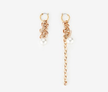 [Monday Edition] Simple Chain Bundle Earrings (20%off)