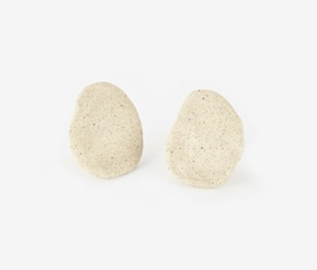 [Monday Edition] Ceramis Paste Earrings (20%off)